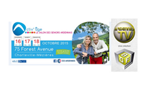 Salon Activ'âge 2015 Emission Ardennes TV
